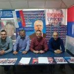 SRS u Pirotu: Građani Srbije žele savez sa Rusijom