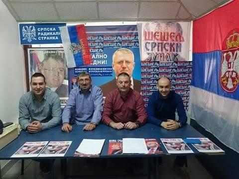 Photo of SRS u Pirotu: Građani Srbije žele savez sa Rusijom