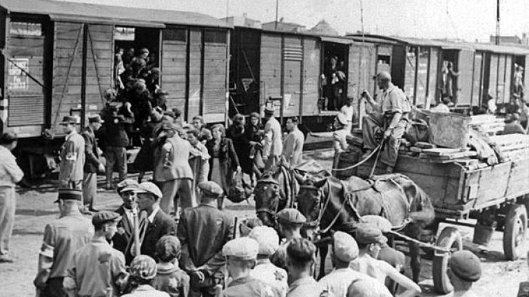 Photo of Grad Pirot obeležava 75 godina stradanja pirotskih Jevreja