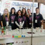Srednja stručna škola na Festivalu nauke na Elektronskom fakultetu