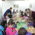 Održana Uskršnja radionica za decu u Muzeju Ponišavlja