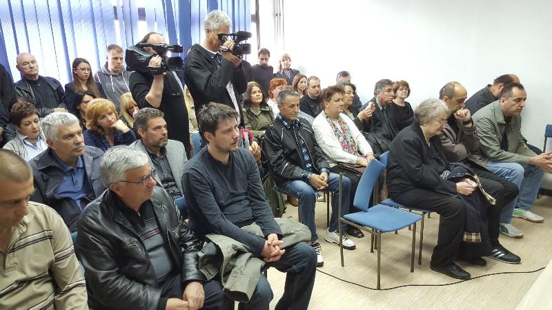 Photo of Komemoracija povodom smrti novinarke Aleksandre Stanković Nešić