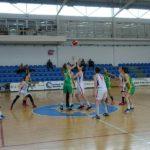 Košarkašice Gimnazijalca savladale ekipu Loznice