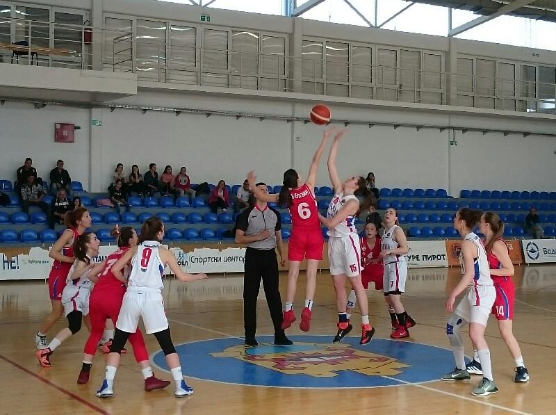 Photo of Košarkašice Gimnazijalca poražene od ekipe Ljubovije
