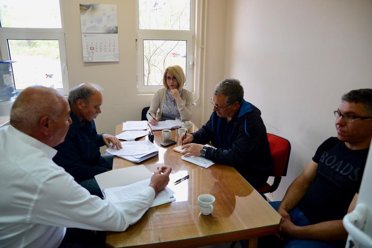Photo of Važan sastanak sindikata i rukovodstva Regionalne deponije Pirot