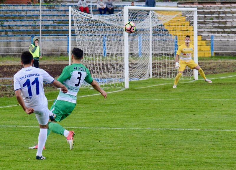 Photo of Radnički vodi 2:0 protiv Odžaka