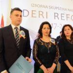 Pirotu priznanje za deceniju podrške ekonomskom razvoju Srbije NALED-a