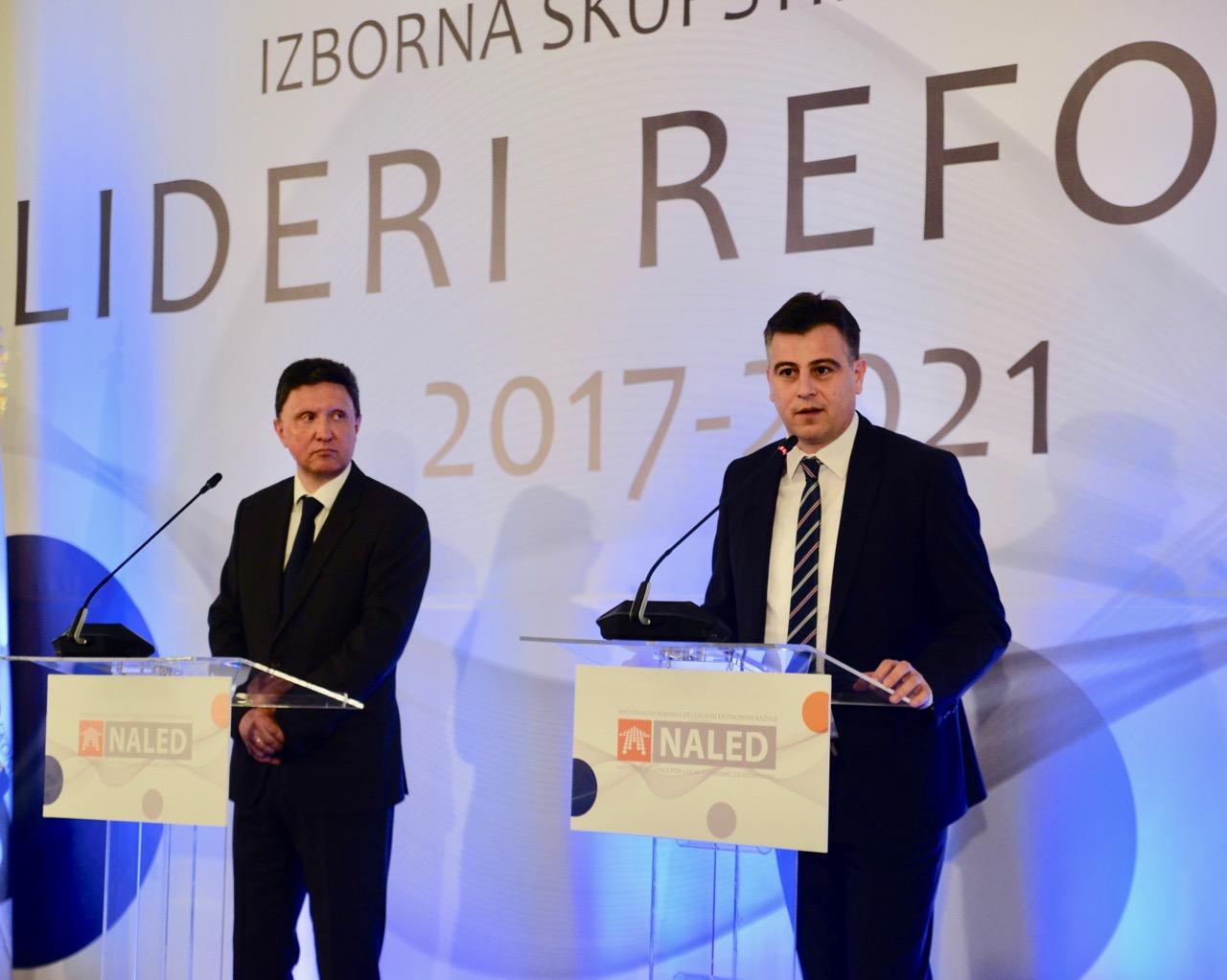 Photo of Vladan Vasić po treći put u Upravnom odboru NALED-a – veliko priznanje za Pirot