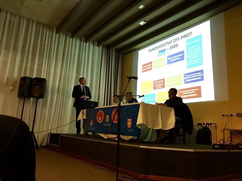 Photo of Opštinski fudbalski savez Pirot među najorganizovanijim u ovom delu zemlje