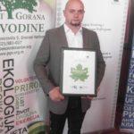 Nagrada Zeleni list - Udruženju za ekologiju GEA iz Pirota