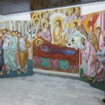 Daruje neprocenjivu fresku Sukovskom manastiru