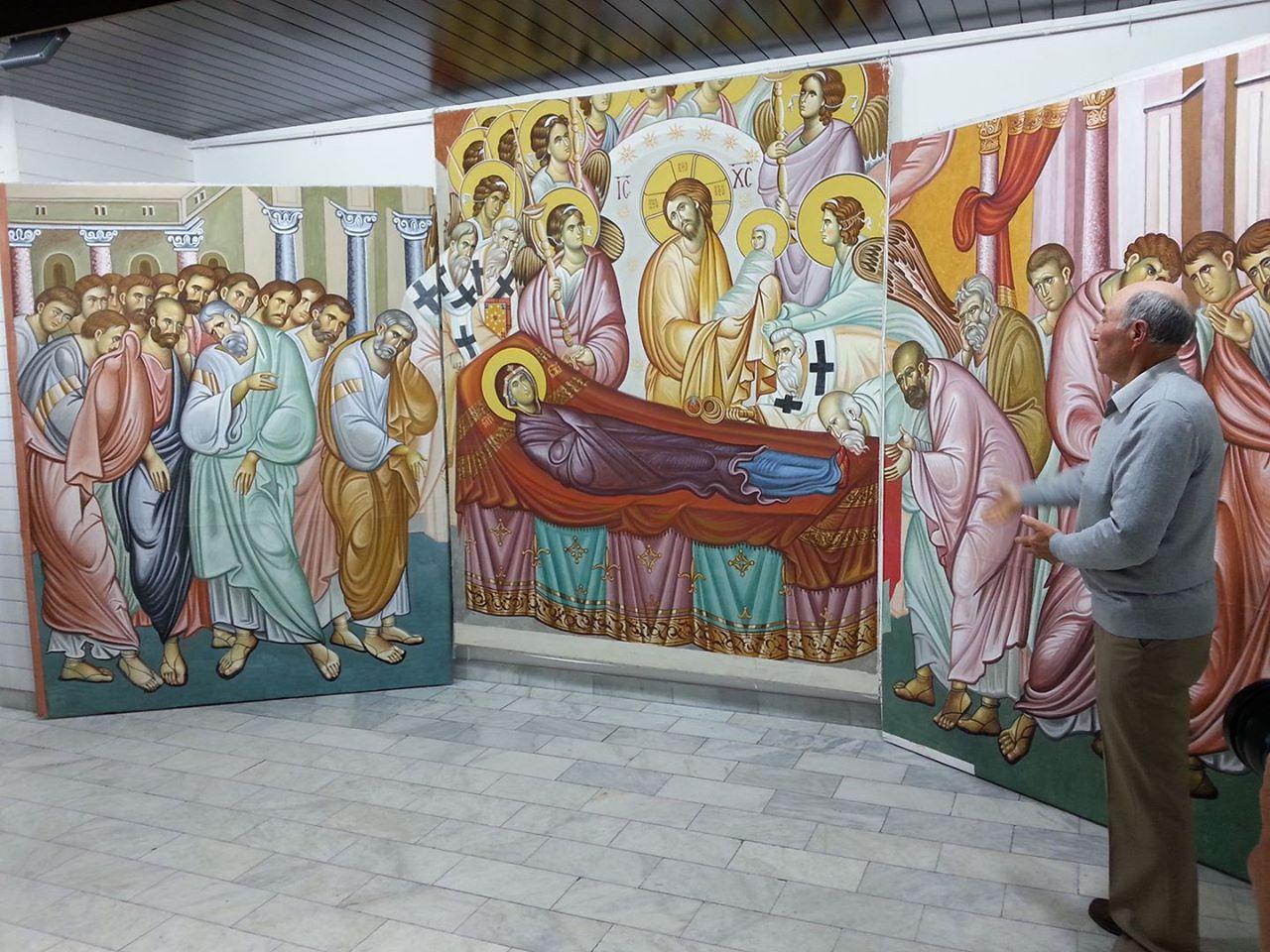Photo of Daruje neprocenjivu fresku Sukovskom manastiru