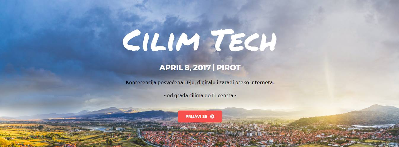 Photo of Prva IT konferencija Ćilim tech – pratite uživo