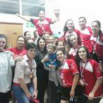 Šampionski selfi pirotskih rukometašica, sledeće sezone Super B liga u Pirotu