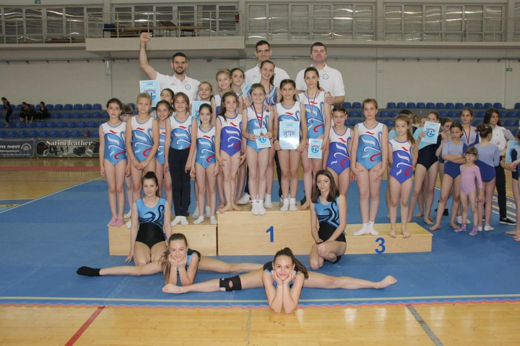 gimnastika medalje pirot