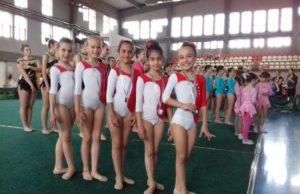 sirene klub ritmičke gimnastike