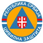 Vežba jedinice Sektora za vanredne situacije na Zavojskom jezeru