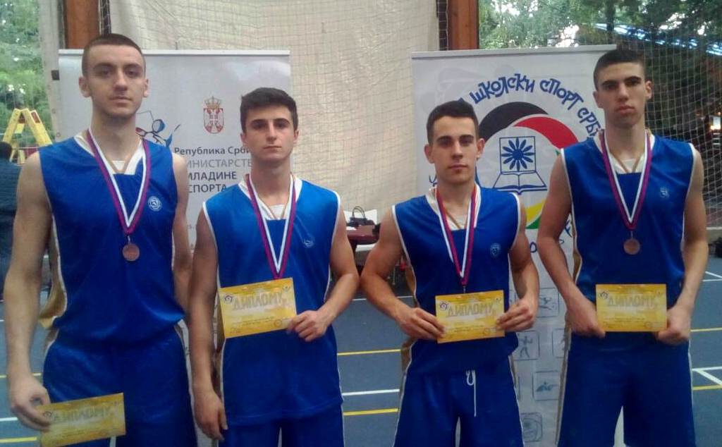 Photo of Osim u mehanici, osvajaju medalje i u basketu