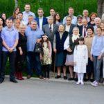 Familija Jovanović - porodica za primer, dobili stotog člana, a po slozi im nema ravnih