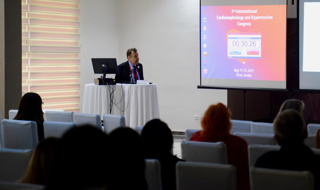 Photo of Pirot  – centar kongresnog turizma – Međunarodni kongres kardionefrologije u toku