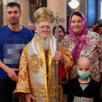 Majka male Mile Jelena: Beskrajno smo zahvalni patrijarhu Vartolomeju