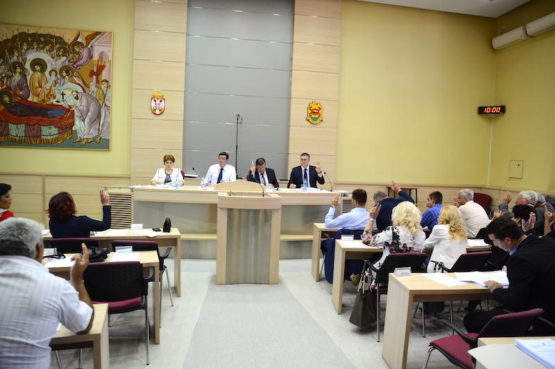 Photo of Održana Skupština grada. Usvojen Završni račun velikom većinom