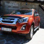 """Predstavljeni najnoviji modeli japanskih automobila i kamiona """"Isuzu"""" u Pirotu"""