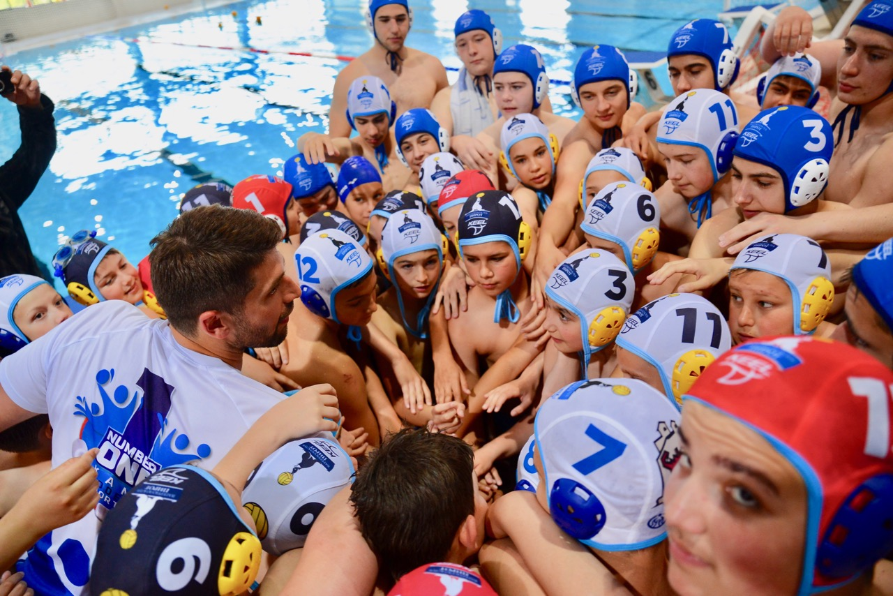 Photo of Nikola Rađen oduševio mlade nade pirotskog vaterpola i plivanja