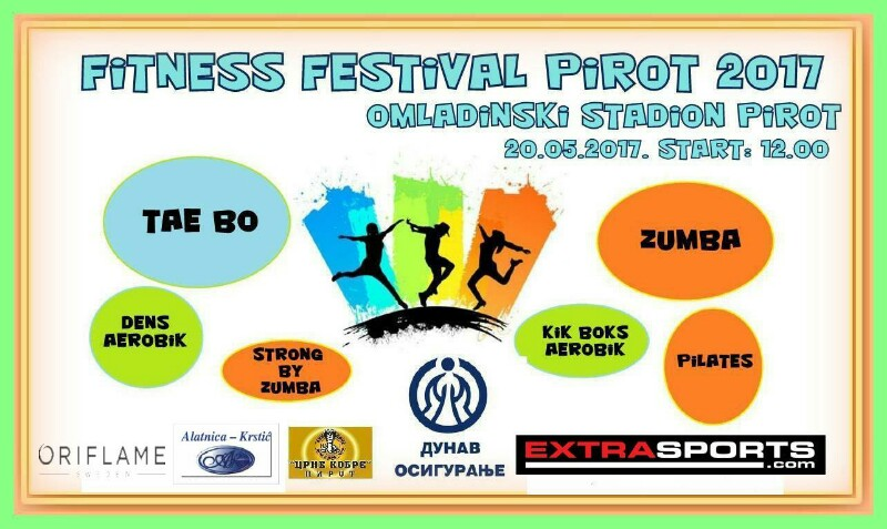 Photo of Prvi fitnes festival u Pirotu