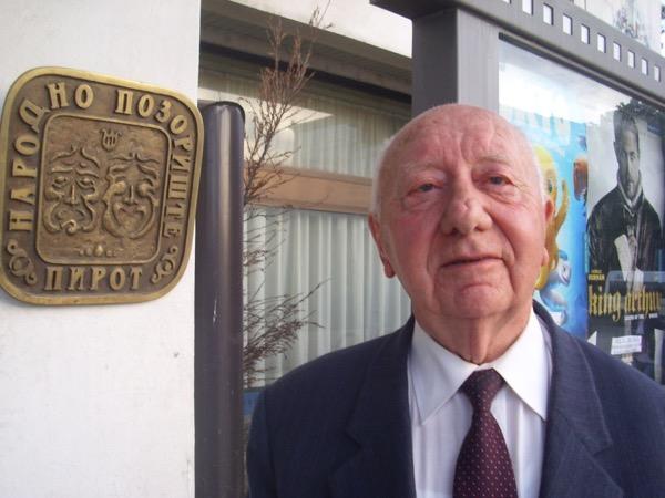 Photo of Dragoljub Aleksić: Doajeni pirotskog glumišta ostavili neizbrisiv trag