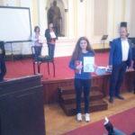 Natalija Stefanović treća na republičkom takmičenju iz istorije