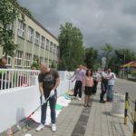 Novi izgled školskog dvorišta