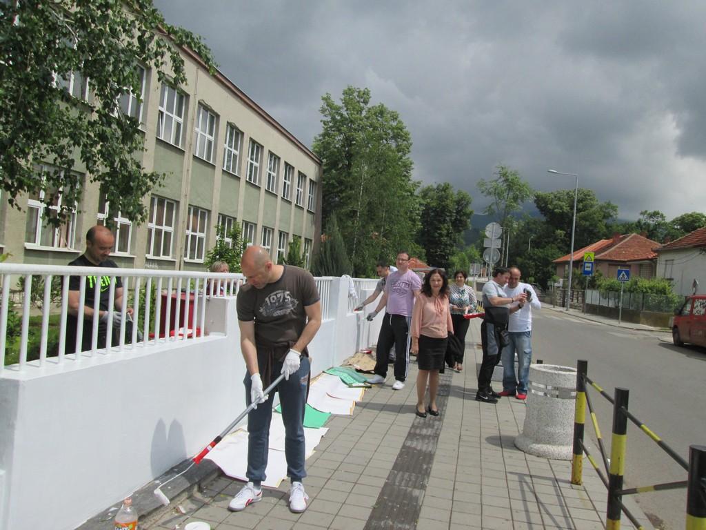 Photo of Novi izgled školskog dvorišta