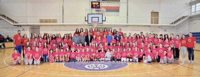 Photo of Sezona za istoriju za košarkašice Gimnazijalca – klub za primer
