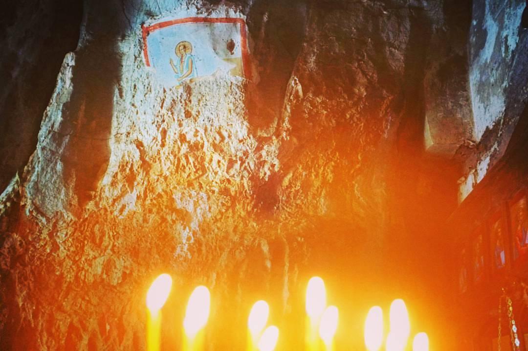 misterija - pećinska crkva kod rsovaca