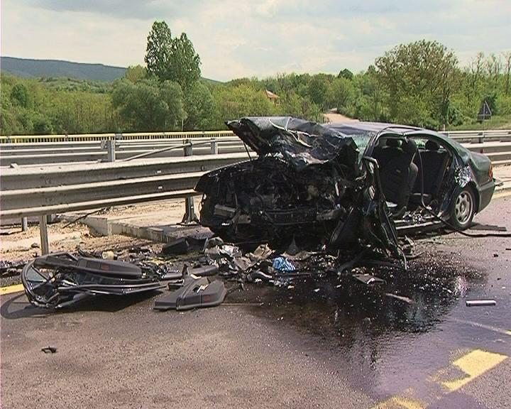 saobraćajka dvoje bugara poginulo