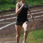 Vanelina Veleva, bivša vicešampionka sveta u skoku u vis u subotu u Pirotu