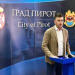 Gradonačelnik Vasić: Funkcija potpredsednika UO NALED-a veliko priznanje za Pirot