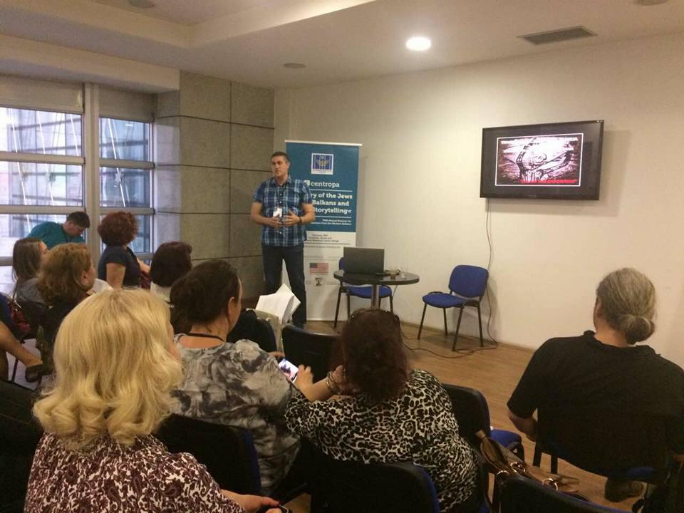 Photo of Predavanje o stradanju pirotskih Jevreja