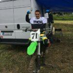 Marko Kostić sedmi u Evropi na motokrosu