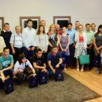 Grad ulaže u budućnost - prijem i pokloni za učenike generacija pirotskih škola