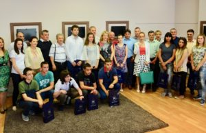 đaci generacije škole pirot