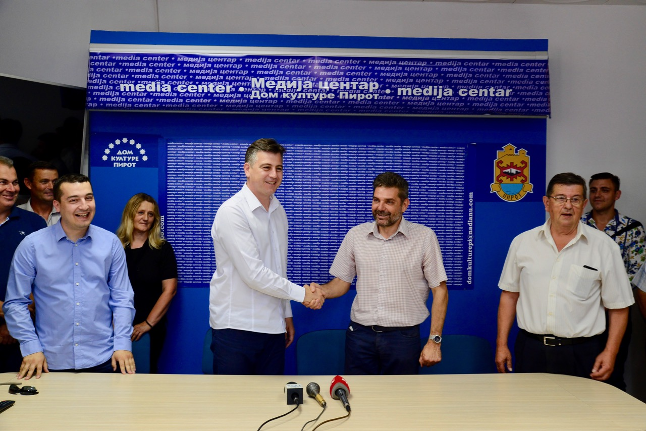 Photo of Pirotski SPO se kolektivno pripojio Koaliciji za Pirot