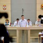 Vasić: Pirot jedan od retkih pozitivnih primera - budžet nikad u minusu, svi rebalansi pozitivni