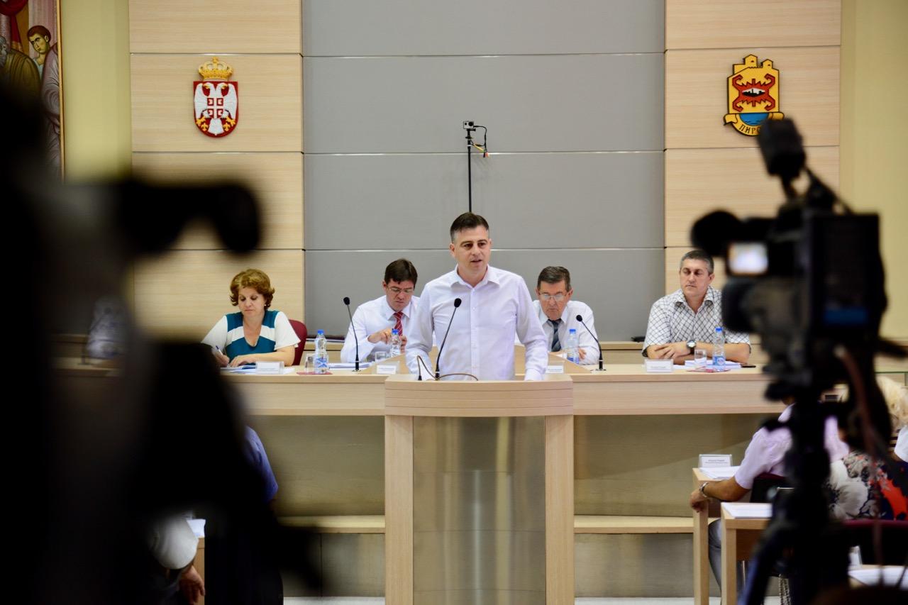 Photo of Vasić: Pirot jedan od retkih pozitivnih primera – budžet nikad u minusu, svi rebalansi pozitivni