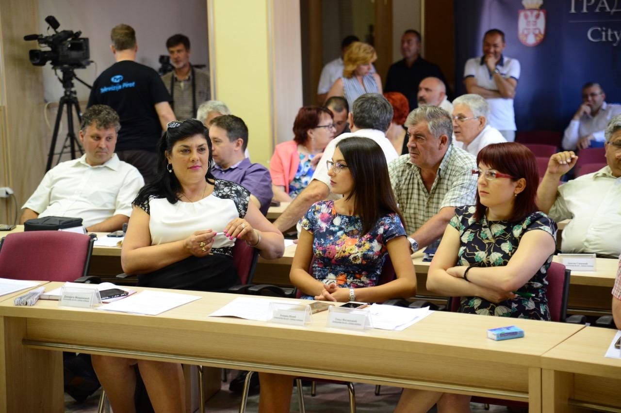 Photo of Zaživeo Sporazum o saradnji KZP i SNS, izabrani novi gradski većnici