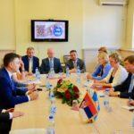 Pirot danas diplomatski centar zemlje - predstavnici 14 ambasada na Sajmu EU projekata