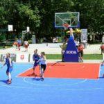 """Seniorke Gimnazijalca učestvovale na turniru u basketu """"3×3"""""""