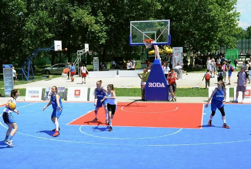 """Photo of Seniorke Gimnazijalca učestvovale na turniru u basketu """"3×3"""""""