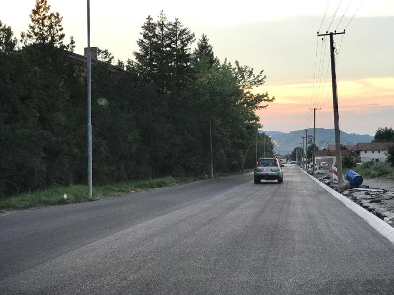 Photo of Asfaltiran ulaz u grad Pirot Istok – Kružni tok